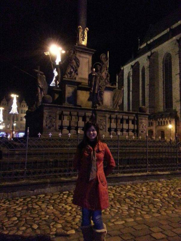 Winter In Plzen!